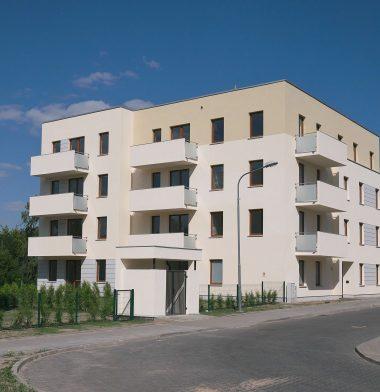 budynek osiedle mieszkaniowe Radom