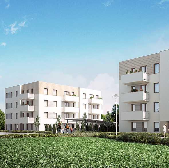 budynek 2 osiedle mieszkaniowe Radom