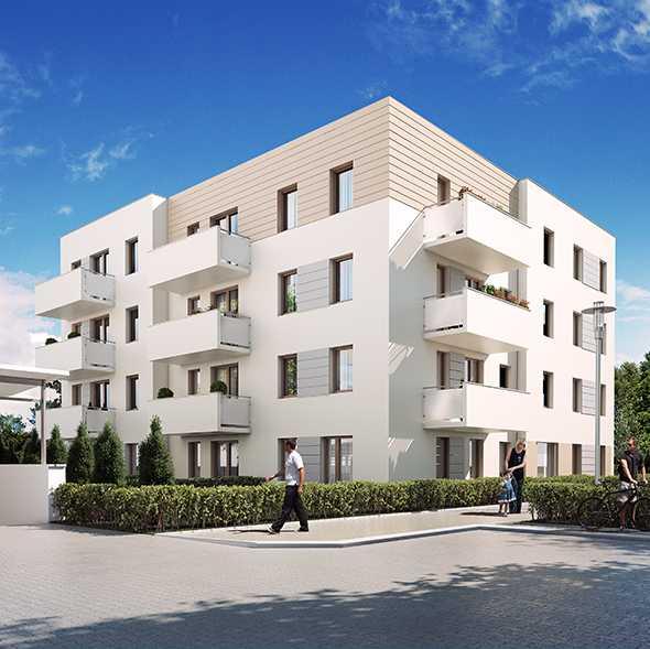 budynek 1 osiedle mieszkaniowe Radom